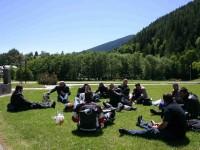 Aire de picnic à Etroubles