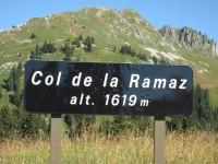 Col de la Ramaz (Praz de Lys / Sommand)